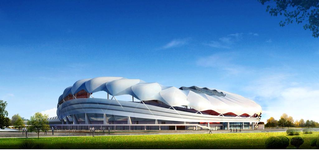 安庆市体育中心中央空调