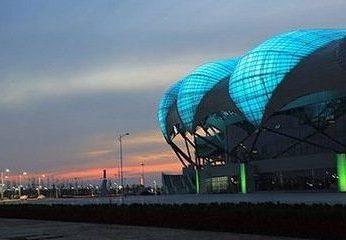 安庆体育中心暖通工程