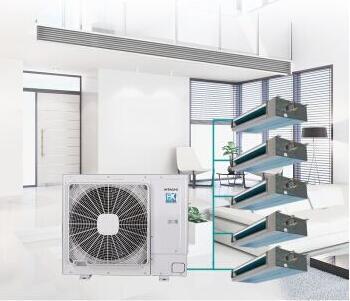 日立商用中央空调CAM系列