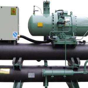 风冷单冷机组ASZ系列冷水机组