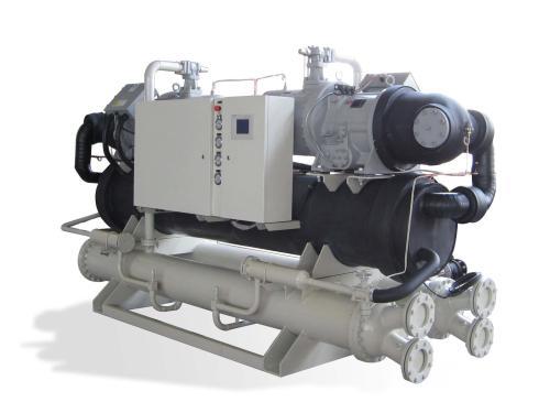 R134a干式高效率WHZ-X系列螺杆式冷水机组