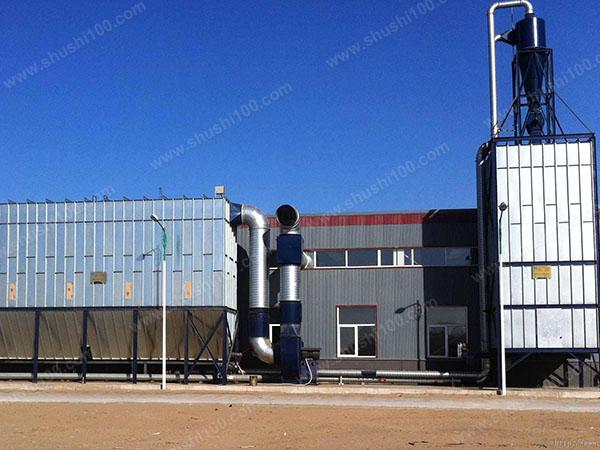中央除尘器的工作原理及优点分析