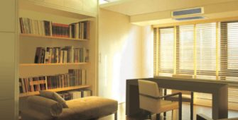 中央空调安装内外机位置选择注意事项