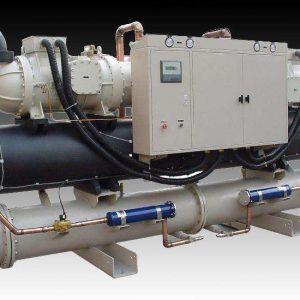 水冷螺杆冷水机组AX系列