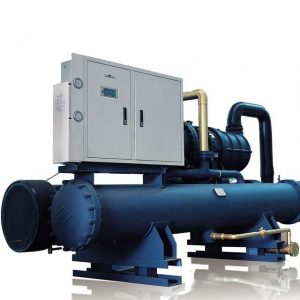 满液式WFZ-XB系列螺杆式冷水机组